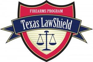 Logo: Texas Law Shield, Legal Firearm Defense