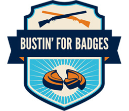 Family Armory provided firearms for the Bustin For Badges charity event in 2017