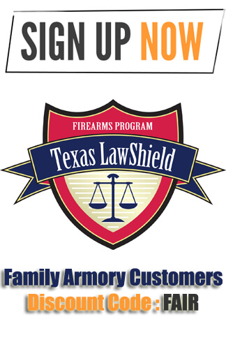 Texas Law Shield Coupon Promo Code