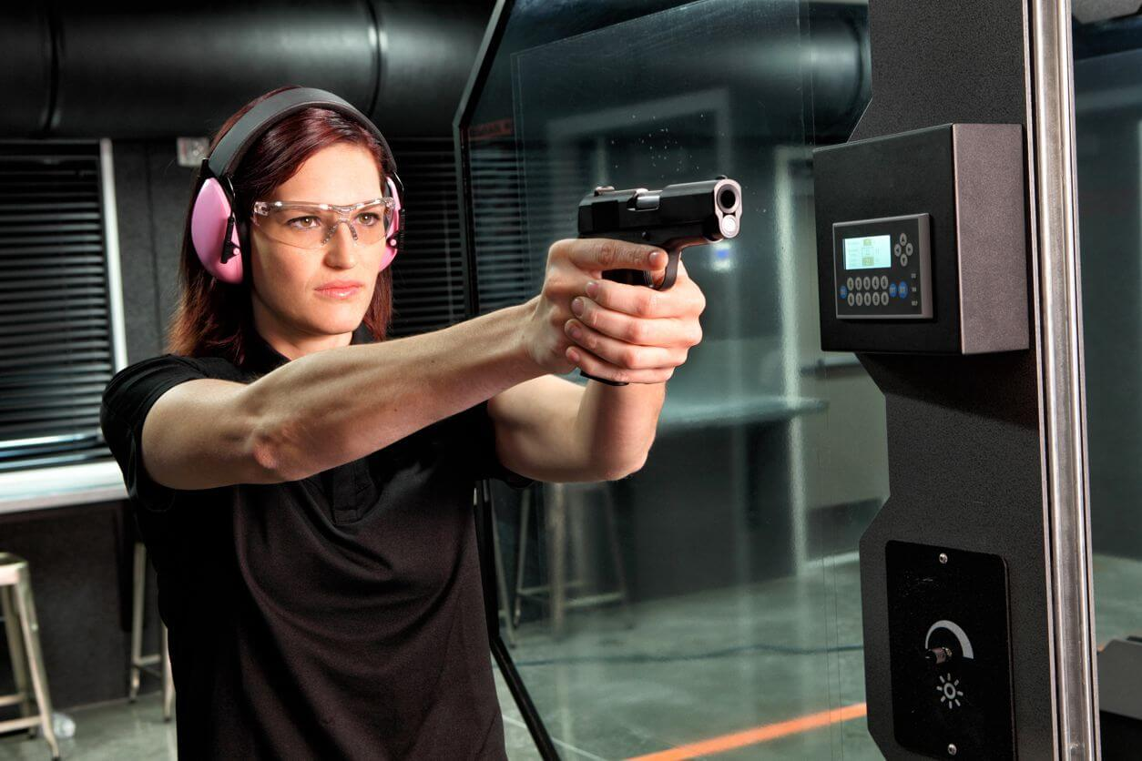 Rent our Permian Basin Indoor Gun Range Facility