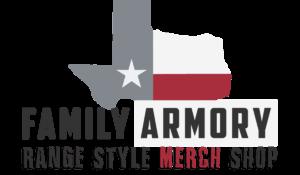 Family Armory Range Merchandise Shop