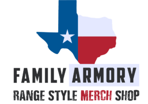 Family Armory Range Style Merchandise Shop