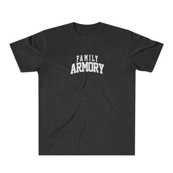 Family Armory Content Supporter T-Shirt