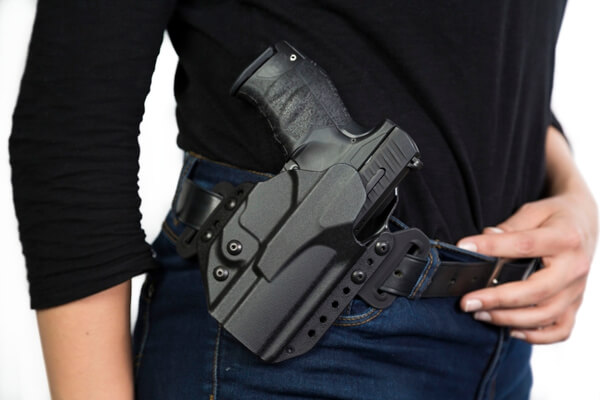Family Armory Range Rule Keep Firearms Holstered