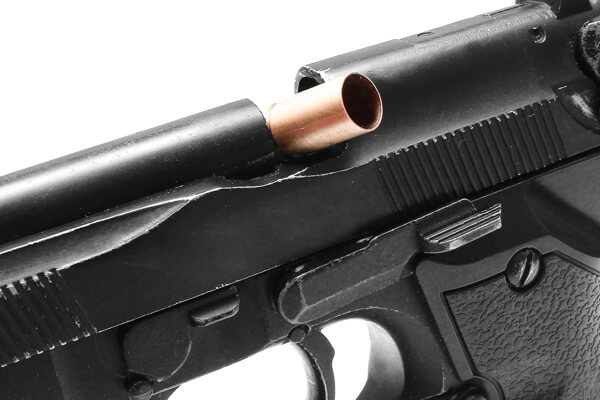 Dealing with malfunctioning firearms